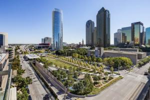 2014 Urban Open Space Award Winner: Klyde Warren Park, Dallas, Texas