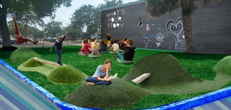Image result for public space challenge, florida miami foundation